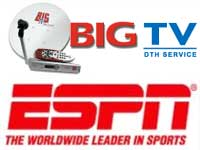 Reliance Big TV and ESPN