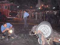 Three  Margao blast suspects arrested