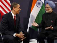 'Singh, Obama to take India-US ties to new level'