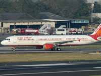 Air India staff stage protest march to parliament