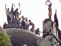 BJP terms Babri demolition as happiest day: Report