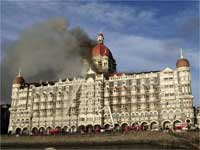 File photo of Mumbai 26/11 attack