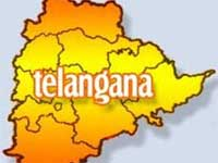 Telangana issue: Police breaks students' fast