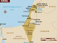 Israel to construct fence along Egypt border