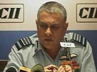 Suitable action against China's incursion: IAF