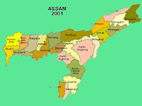 Passenger train derails in Assam, no casualty