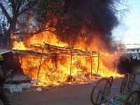 K'taka: Protests over Taslima's article; 2 killed