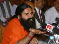 Baba Ramdev enters politics to 'cleanse' India