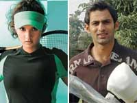 Distressed Sania tweets on marriage controversies