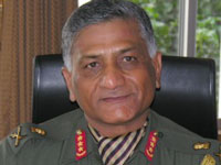 Army Chief to arrive in J&K to review security