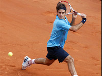 Federer crashes out of French Open