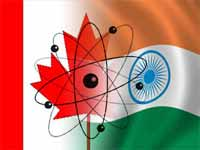 India, Canada ink civil nuclear agreement