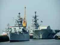 Indian navyships