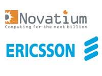 Ericsson-Novatium logo