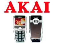 Akai mobiles