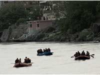 Water in The Ganga
