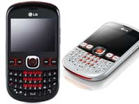 LG launches C300 Town mobile