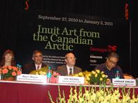 Indo-Canadian exhibition