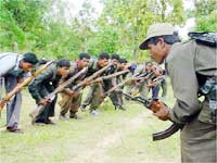 Maoists attack