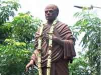 Statue of Ishwarchandra Vidyasagar