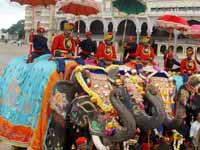 Mysore Dussehra celebration