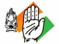 RJD & Congress logo