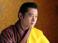Jigme Khesar Wangchuk