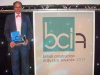 BCI Award 2010