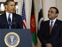 Obama Zardari
