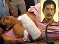 T J Joseph, lecturer victim in hand-chopping case