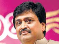 Maha CM Chavan lands in mining land scam