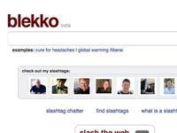 Blekko search engine