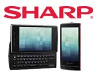 Sharp mobiles