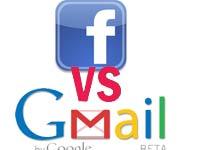 Facebook VS Gmail