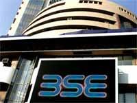 BSE Sensex office