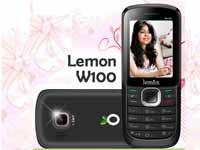 Lemon W100