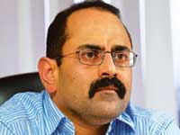MP Rajeev Chandrasekhar