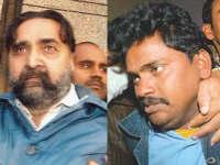 Moninder Pandher and Surender