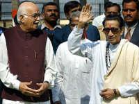 Advani and Thackeray
