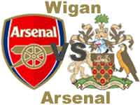 Arsenal Vs Wigan