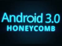 Android Honeycomb OS video screen shot