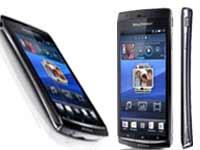 Sony Ericsson Xperis Arc