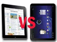 <strong>Read: Motorola Xoom Vs Apple iPad</strong>