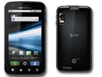 Motorola Attrix 4G