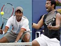 Paes and Bhupathi