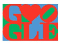 Valentines Day special Google doodle