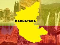Karnataka map