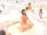 Nithyananda meditation