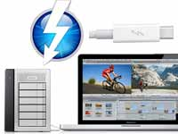 Thunderbolt technology on Apple MacBook Pro