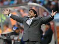 Maradona, Image: Getty